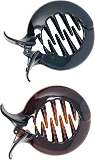 Best round hair clip with teeth Reviews
