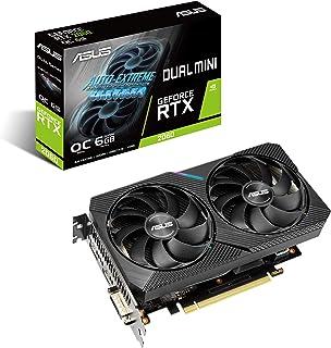 ASUS GeForce RTX 2060 搭載 デュアルファンモデル 6G DUAL-RTX2060-O6G-MINI