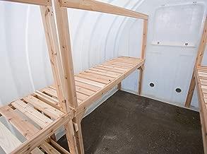 Solar Gem Greenhouse Single Work Table 68″