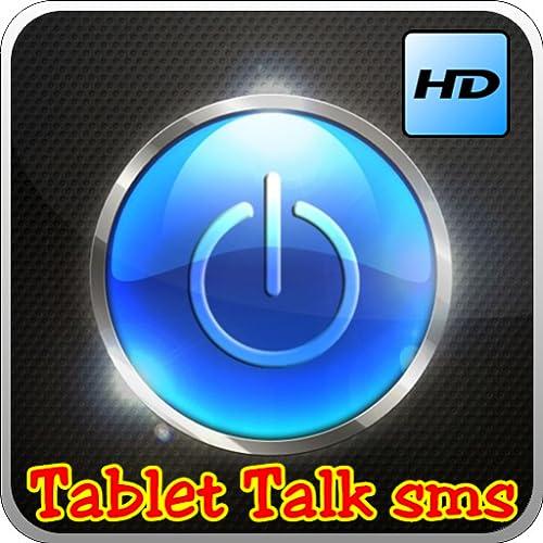 Tablet Talk sms