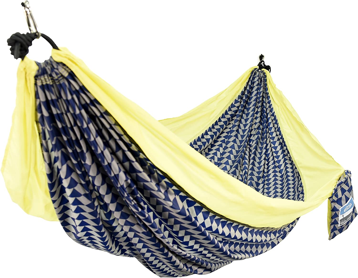 Equip Portable Lightweight One Person Hammock Included Hanging Kit