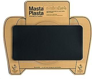 comprar comparacion MastaPlasta - Parches AUTOADHESIVOS para reparación de Cuero y Otros Tejidos. Negro. Elije el tamaño y el diseño. Primeros...