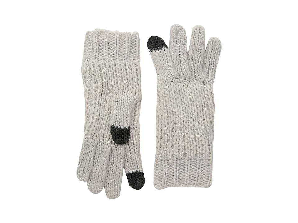 Michael Stars Stardust Gloves (Abalone) Liner Gloves