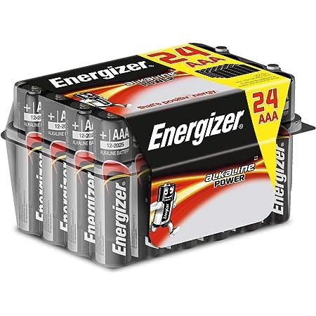 Energizer Batterien Aaa Alkaline Power 24 Stück Elektronik