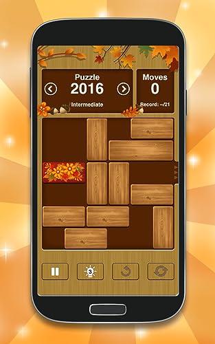 『なつかしのブロック移動パズルゲーム - Unblock Me Premium』の4枚目の画像