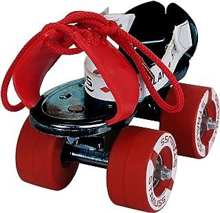 Strauss Tenacity Roller Skates, (Black)