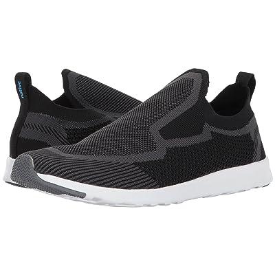 Native Shoes Ap Zenith Liteknit (Jiffy Black/Shell White/Dublin Rubber) Shoes