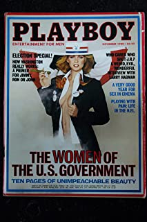 playboy magazine november 1980