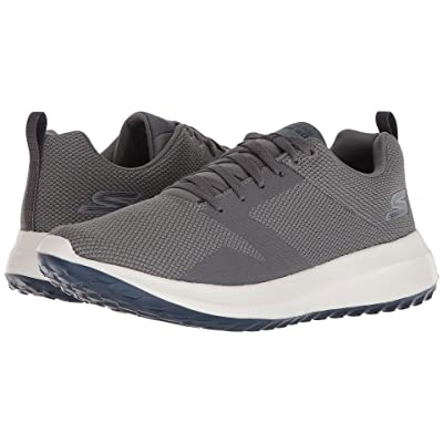 SKECHERS Performance On-The-Go City 4.0 (Charcoal/Navy) Men