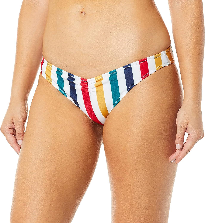 Volcom Women's specialty shop Japan's largest assortment Standard Draw The Bikini Bottom Line V