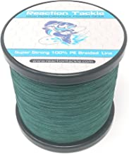 Best reaction tackle high performance braided fishing line Reviews