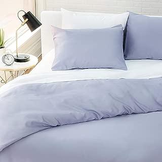 Welhome Kensington 100% Cotton Sateen Duvet Set - King Size - 108