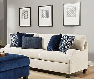 Simmons Upholstery 4002BR-03 Sophia Stone Sofa