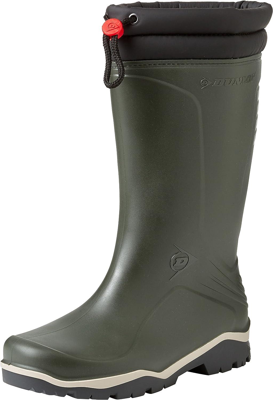 Dunlop Men's Blizzard Cheap sale Wellington Boot 6 39 Green EU UK Special price