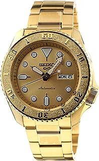 Seiko SRPE74 Seiko 5 Sports Men's Watch Gold-Tone 42.5mm Stainless Steel