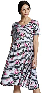 Momstory Rayon Skater Dress