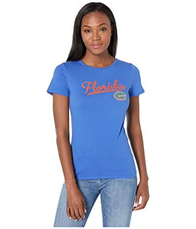 Champion College Florida Gators University Tee (Royal) Women