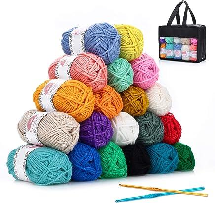 Amazon.es: lana - Costura y manualidades: Hogar y cocina