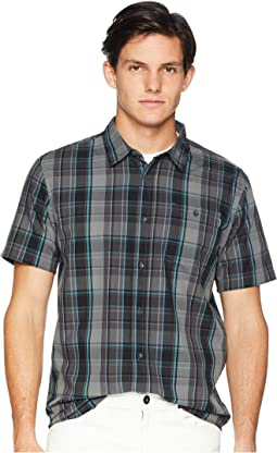 Kensington Short Sleeve Woven Top