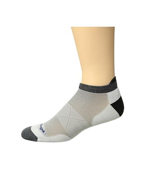 Vertex No Show Tab Ultra Light Cushion Socks