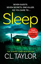 Cover image of Sleep by C.L. Taylor