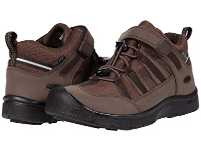 KEEN Kids Hikeport 2 Low WP (Little Kid/Big Kid) (Coffee Bean) Boy