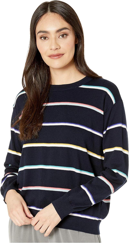 Splendid Women's Fleet & Mohawk Pullover Sweater