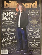 BILLBOARD MAGAZINE November 16, 2019 / OUR 125TH ANNIVERSARY CELEBRATION (1894-2019) - PAUL McCARTNEY