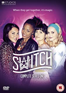 Switch Complete Series 1 Set Switch - Complete Series One NON-USA FORMAT, PAL, Reg.2 United Kingdom