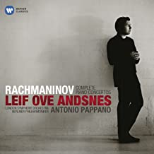 Best rachmaninov complete piano concertos Reviews