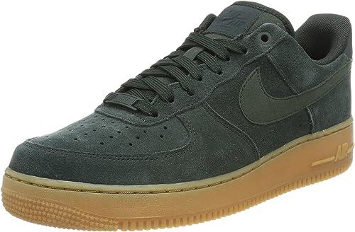 Nike Air Force 1 '07 Lv8 Suede Aa1117-30, Hausschuhe para Hombre, Grün (Grün Aa1117 300), 46 EU