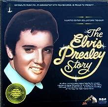 the elvis presley story record set