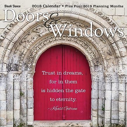 Doors & Windows 2018 Calendar