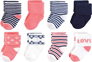 Touched by Nature Baby Boys' Organic Cotton Socks