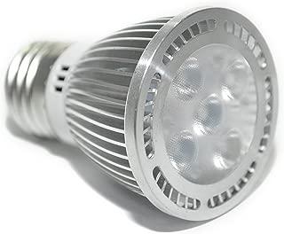 Premium 5W LED Grow Light Bulb | HIGH YIELDS | Grow Lights for Indoor Plants, Grow Lamp for Hydroponics Greenhouse Organic, Plant Lights E27 Socket