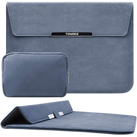 Size: 34x25.5x2.5cm ZYS 13.3 inch Portable Air Permeable Handheld Sleeve Bag for MacBook Air//Pro Lenovo and Other Laptops Color : Pink Black
