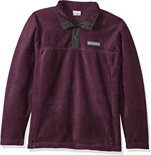 Columbia Mens Steens MountainTM Half Snap Fleece Jacket