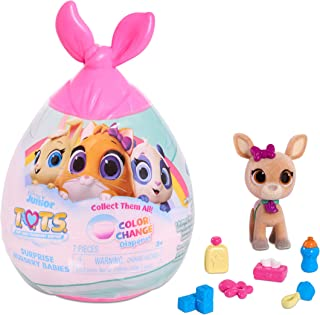 Disney Jr T.O.T.S. Surprise Nursery Babies, Series 2, Collectible Mini Pet Figures, Styles May Vary