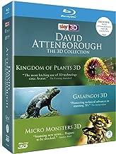 David Attenborough-3d Collection