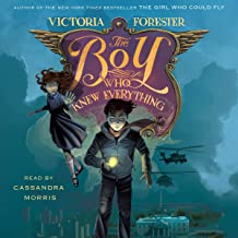 The Boy Who Knew Everything: Piper McCloud, Book 2