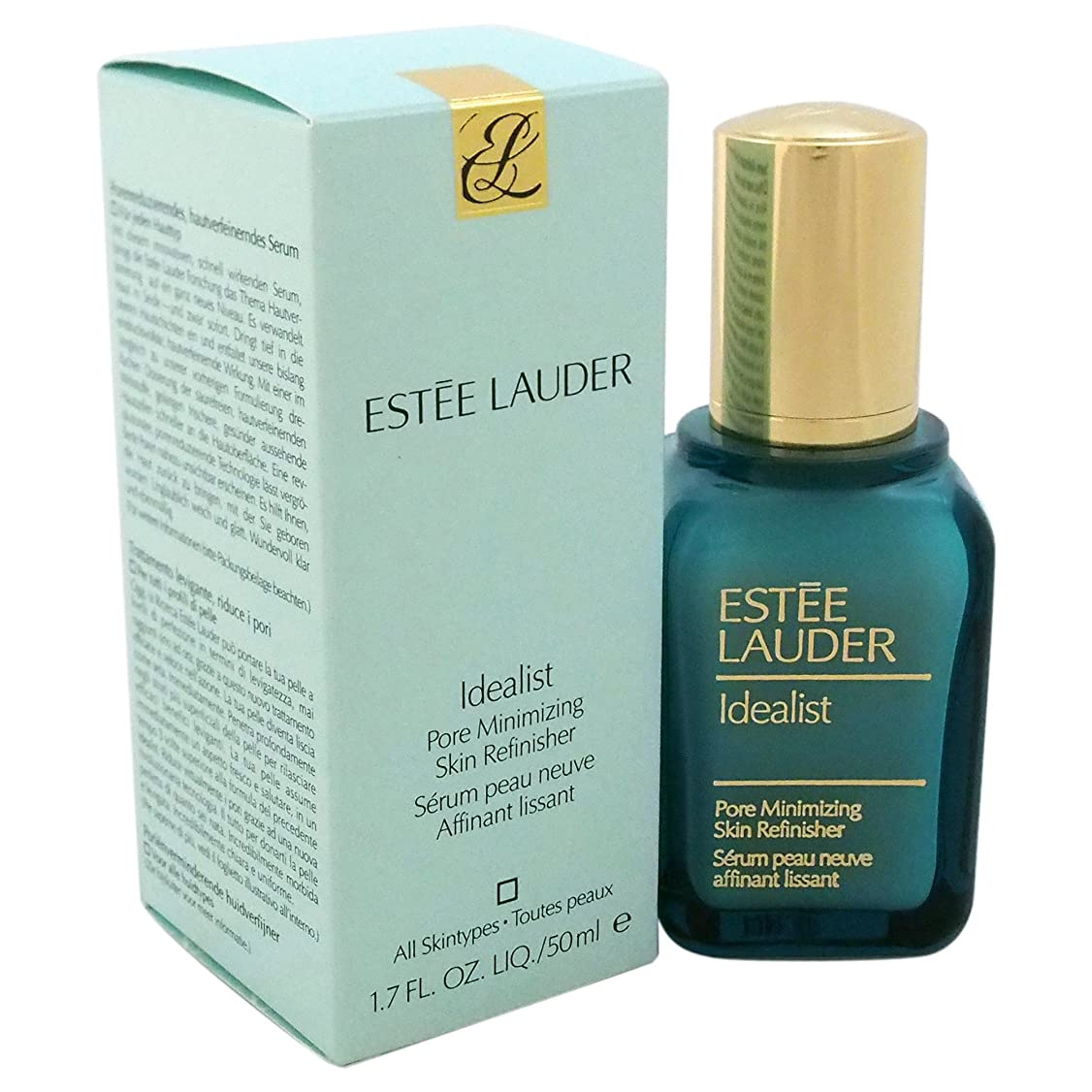休暇いうワイプEstee Lauder Idealist Pore Minimizing Skin Refinisher 50ml [並行輸入品]