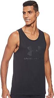 Under Armour - Sportstyle Logo Tank, Senza Maniche Uomo