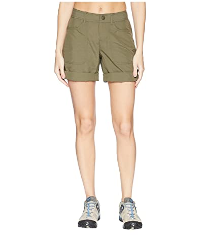 The North Face Horizon II Roll-Up Short (Grape Leaf Heather) Women
