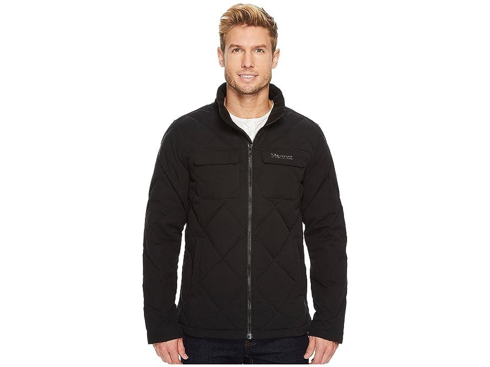 Marmot Burdell Jacket (Black) Men