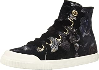 TRETORN Women's MARLEYHIX4 Sneaker