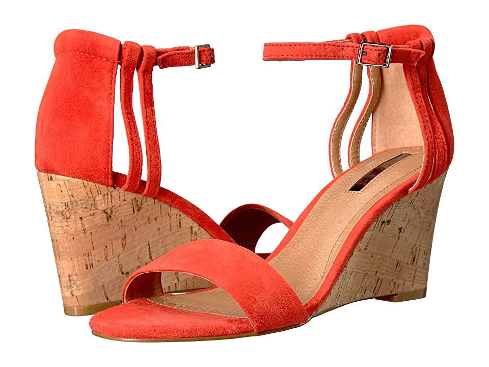 Tahari Farce (Coral Suede/Cork) Women
