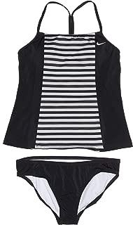 Nike Women's Tankini Athletic Two-Piece Swimsuit