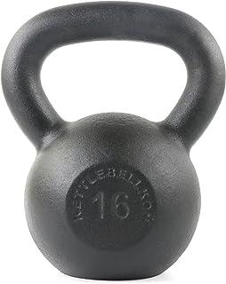 KETTLEBELLKON(ケトルベル魂)スタンダードケトルベル 8kg 12kg 16kg 20kg 24kg (キャストアイアン製・ケトルベル)
