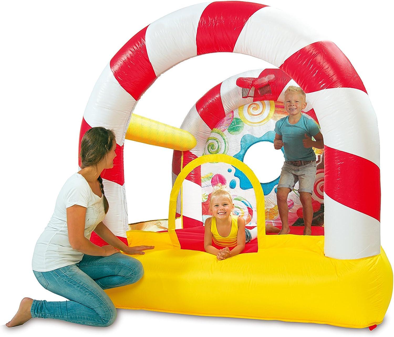 punto de venta de la marca Plum Candy Candy Candy Bouncer Inflatable Bouncy Castle  descuento de ventas en línea