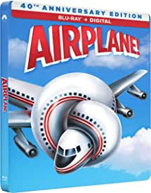 Airplane! celebrates its 40th Anniversary with new Blu-ray release July 21st from Paramount